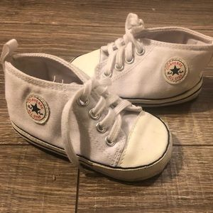 Converse soft sole shoes